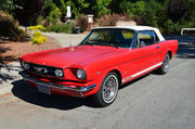1966 Ford Mustang Factory GT